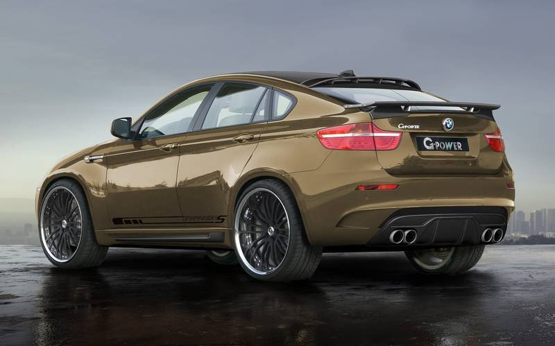 G-POWER X5 M and X6 M TYPHOON - image 338301
