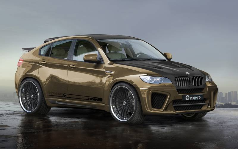Bmw X6 News And Reviews Top Speed