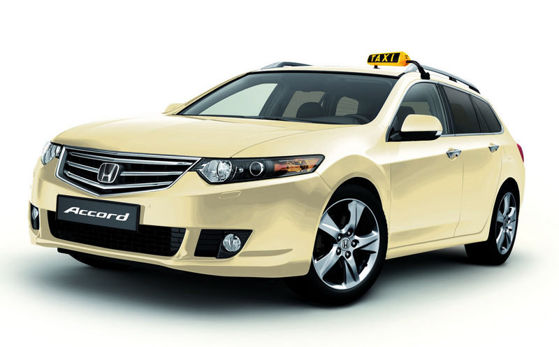 Honda Accord Tourer set to become new taxis in Germany