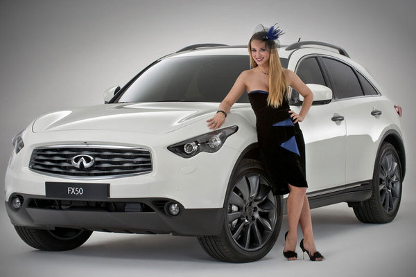 2010 Infiniti FX Millionaire Edition | car review @ Top Speed