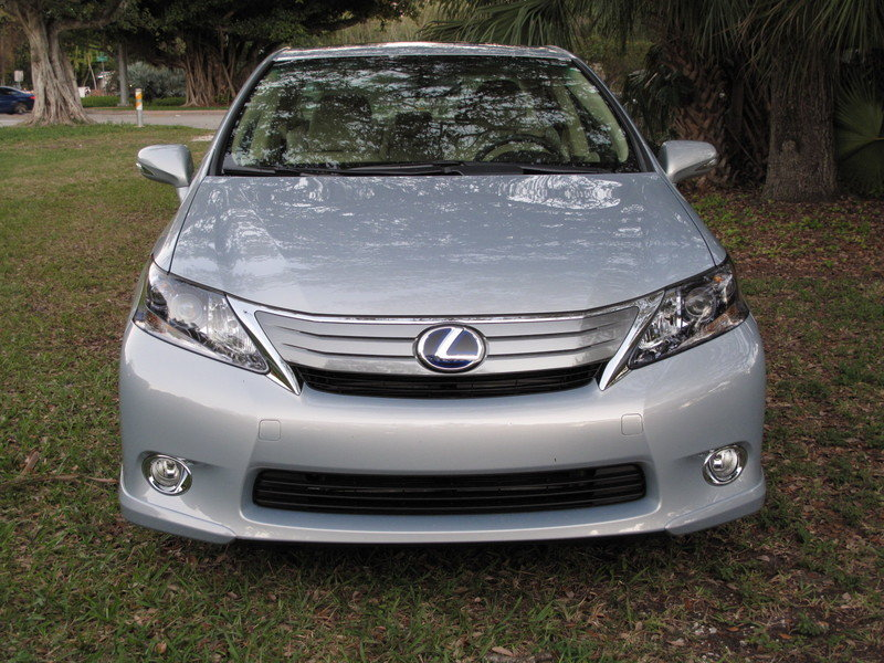 Initial thoughts: 2010 Lexus HS250h
