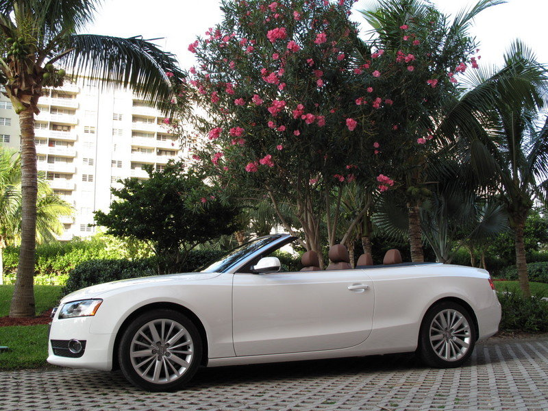 Initial thoughts: 2010 Audi A5 Cabriolet
