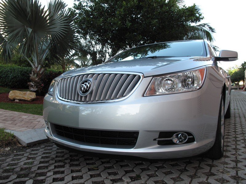 Initial thoughts: 2010 Buick Lacrosse CXS