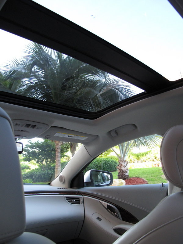 initial thoughts 2010 buick lacrosse cxs car news top. Black Bedroom Furniture Sets. Home Design Ideas