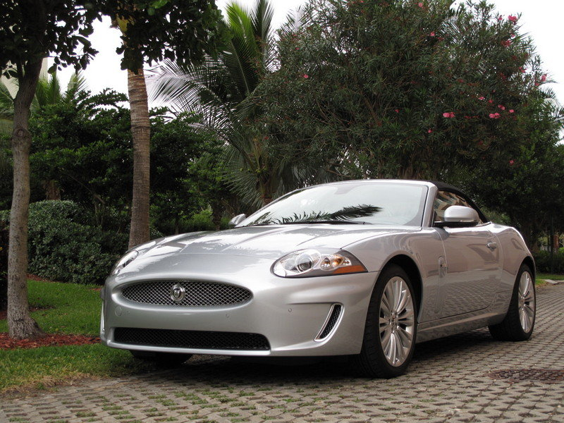 Initial thoughts: 2010 Jaguar XK