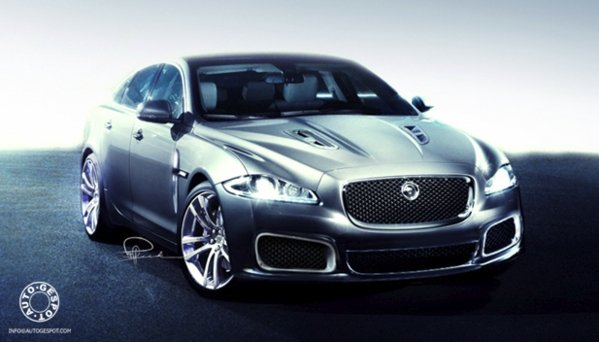 jaguar xj r will it look like this news top speed. Black Bedroom Furniture Sets. Home Design Ideas