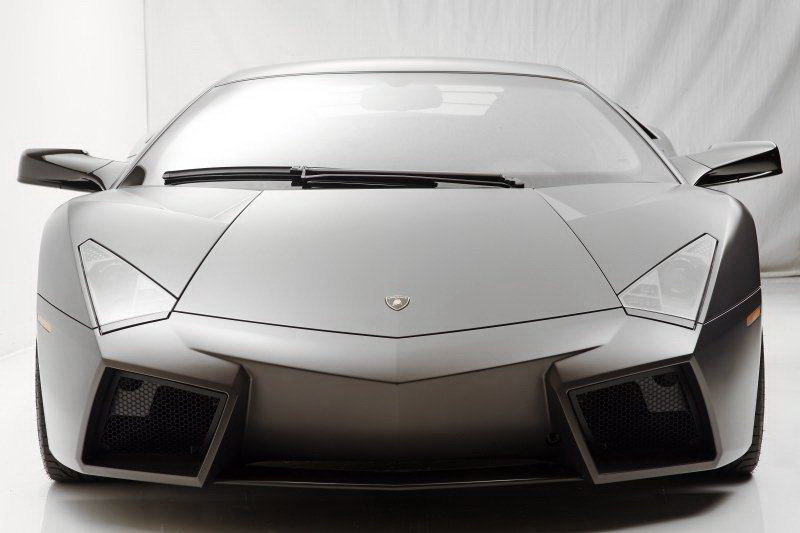Lamborghini Reventon being auctioned off on eBay