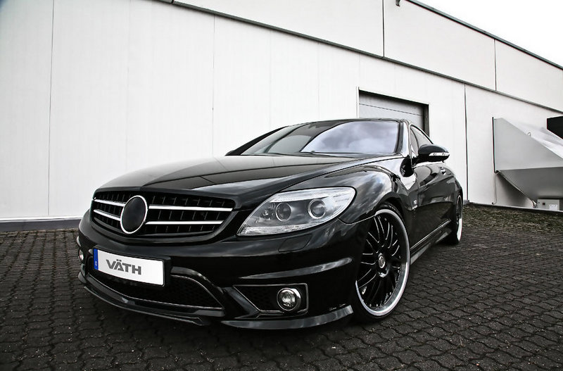 Mercedes CL65 AMG by Vath Performance