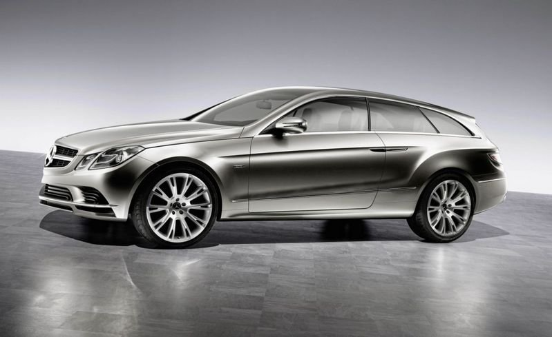 Mercedes CLS and Shooting Brake to debut in 2010