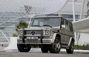 "Mercedes G55 AMG Kompressor ""Edition 79"""