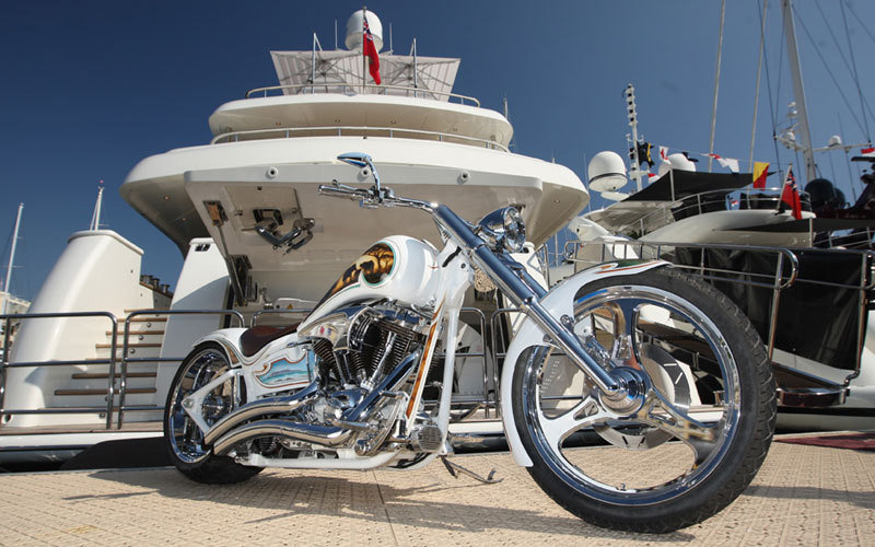 House of Thunder sells the world's most expensive motorcycle