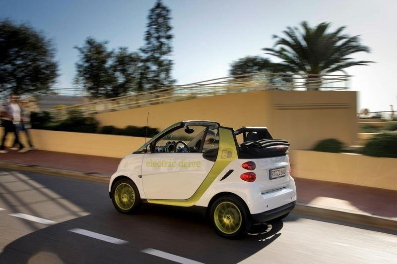 Smart Fortwo Electric Drive - image 338401