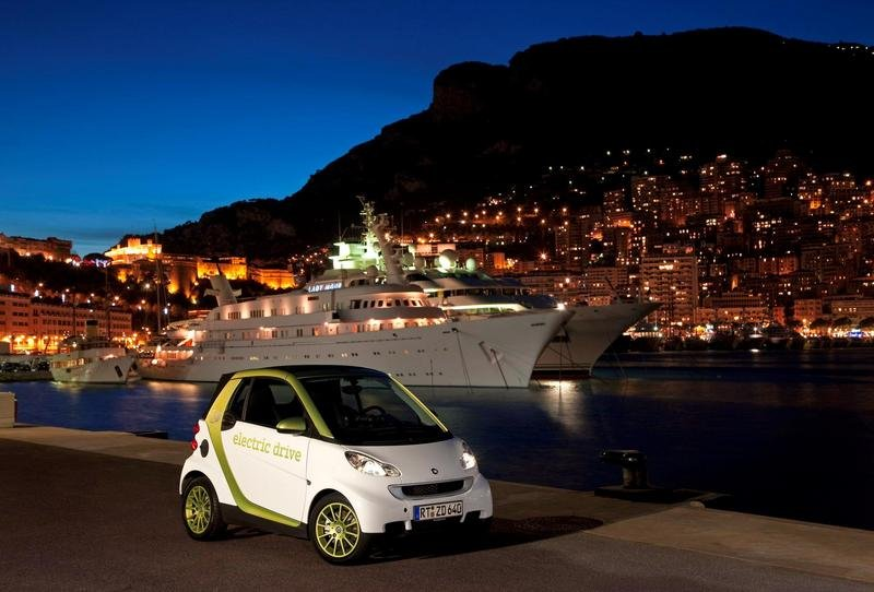 Smart Fortwo Electric Drive - image 338396