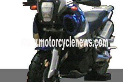 Spy Shots: 2010 Yamaha Super Ténéré