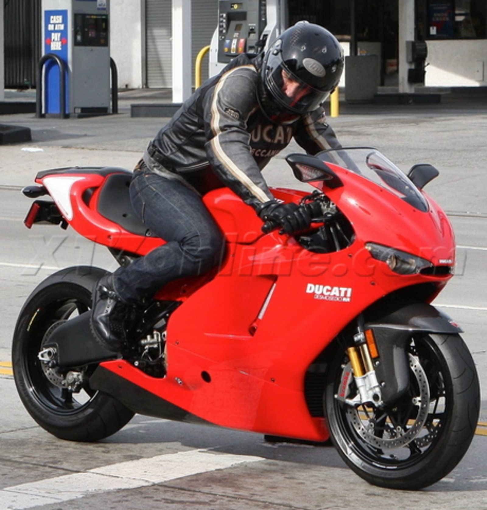 Does Tom Cruise Make The Ducati Desmosedici Look Better