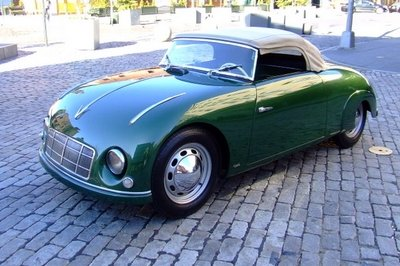 Ultra-rare Porsche 356 prototype for sale