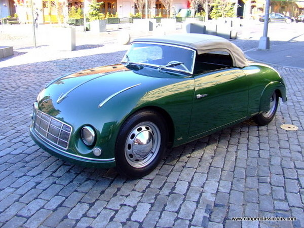 Ultra Rare Porsche 356 Prototype For Sale News Top Speed