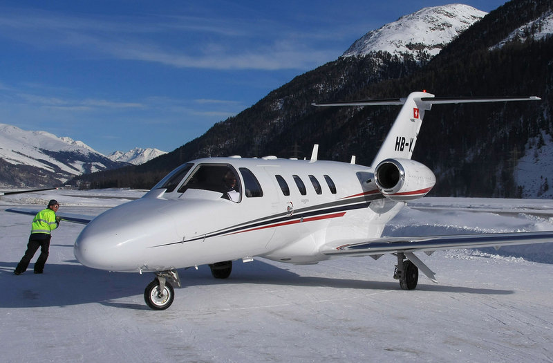 2004 - 2010 Cessna Citation CJ1+ High Resolution Exterior - image 343815