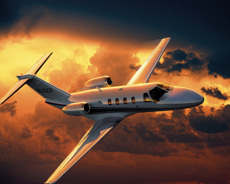 2004 - 2010 Cessna Citation CJ1+ High Resolution Exterior - image 343793