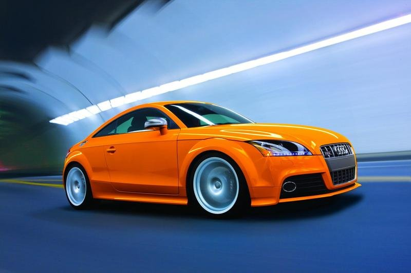 2010 Audi TTS High Resolution Exterior - image 342098