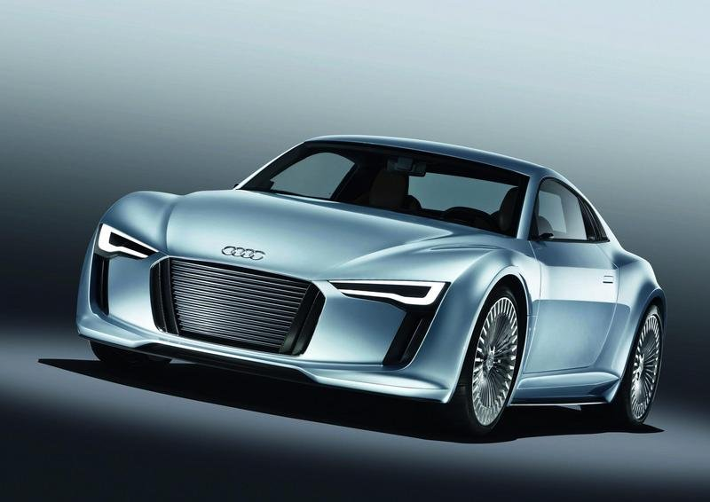 Audi Reportedly Working On Baby R8