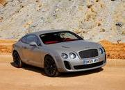 2010 Bentley Continental Supersports - image 344355
