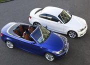 BMW 135i Coupe and Convertible