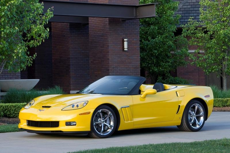 2010 Chevrolet Corvette Grand Sport High Resolution Exterior - image 344380