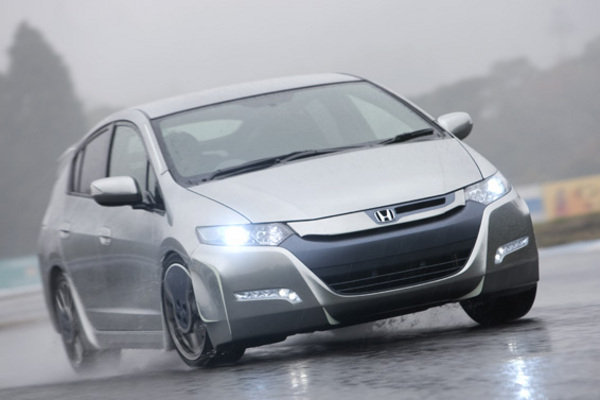 honda insight sports modulo concept picture