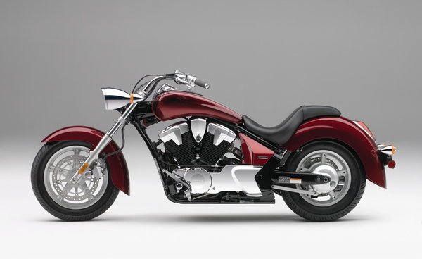 2010 Honda Stateline Stateline Abs Motorcycle Review