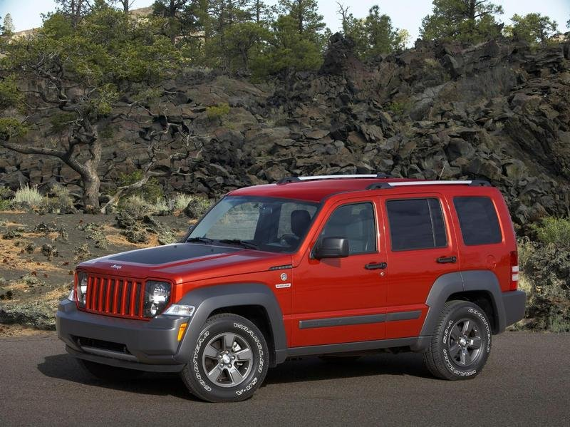 2010 Jeep Liberty Renegade. Posted on 01.8.2010 05:48 by Simona