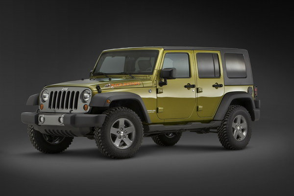 2010 Jeep Wrangler Mountain Edition Review Top Speed
