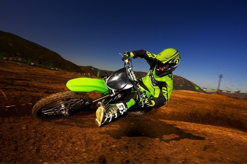 2010 Kawasaki KX250F/Monster Energy