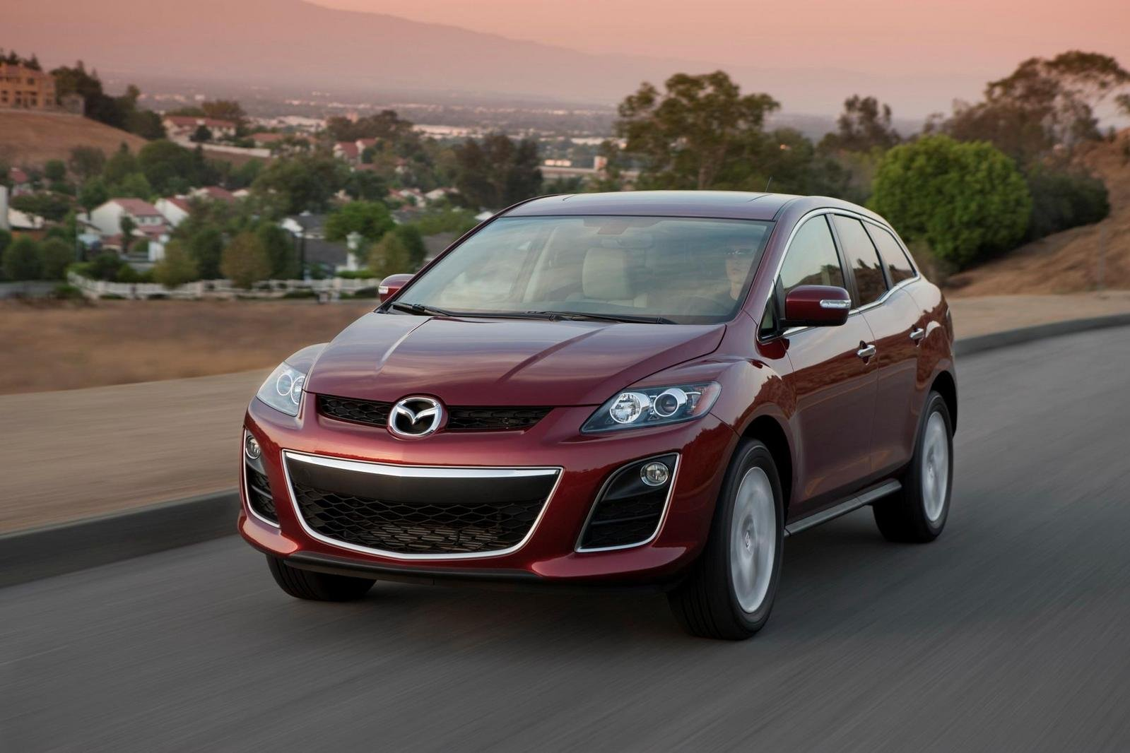 2010 mazda cx 7 review top speed. Black Bedroom Furniture Sets. Home Design Ideas