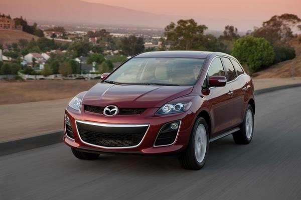 2010 Mazda Cx 7 Car Review Top Speed