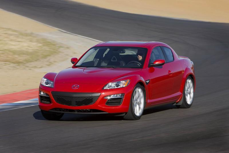 2010 - 2011 Mazda RX-8 High Resolution Exterior - image 340899