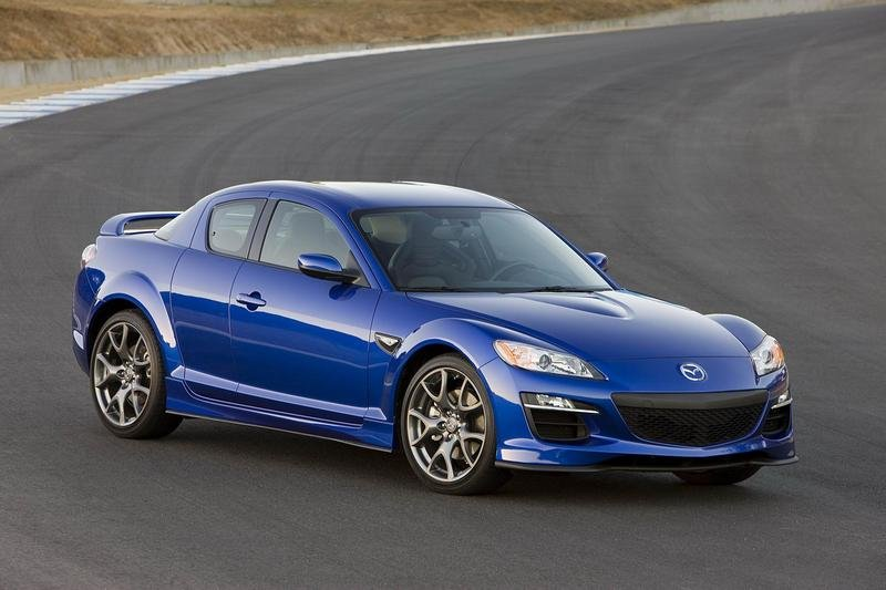 Mazda RX-8 Successor Planned For 2017