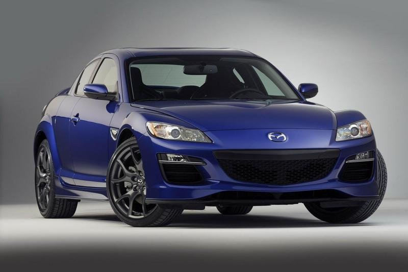 2010 - 2011 Mazda RX-8 High Resolution Exterior - image 340891