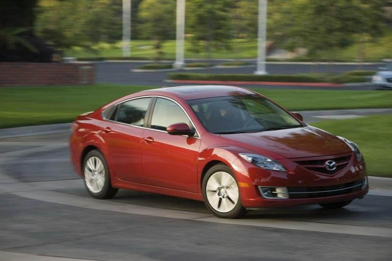 Mazda 6 News And Reviews | Top Speed