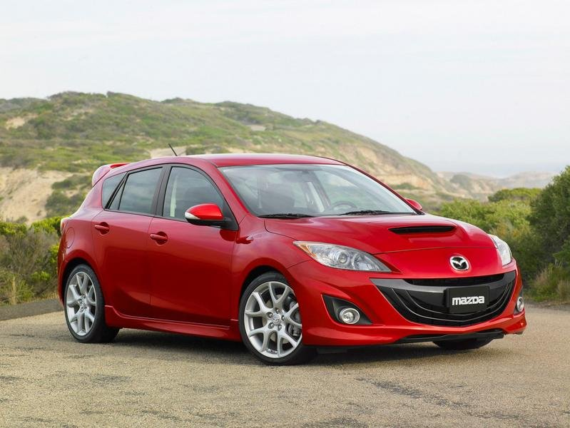 2010 Mazdaspeed3 High Resolution Exterior Wallpaper quality - image 340721