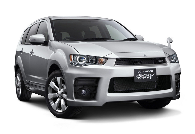 2010 Mitsubishi Outlander Roadest