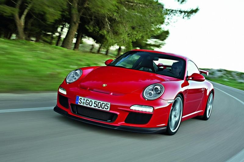 2010 Porsche 911 GT3 High Resolution Exterior - image 343559