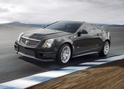 2011 Cadillac CTS-V Coupe - image 340643