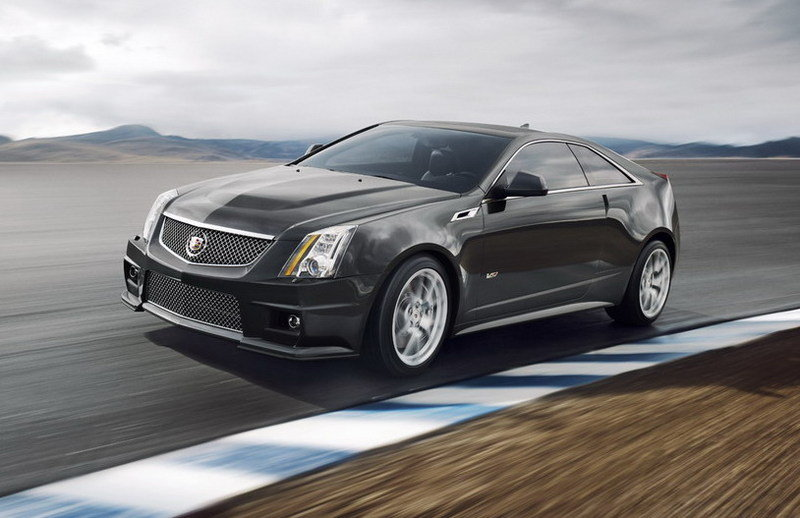 2011 Cadillac CTS-V Coupe Exterior - image 340643