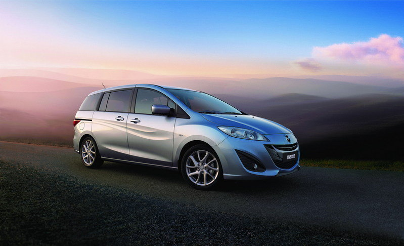 2011 Mazda5 High Resolution Exterior Wallpaper quality - image 343207