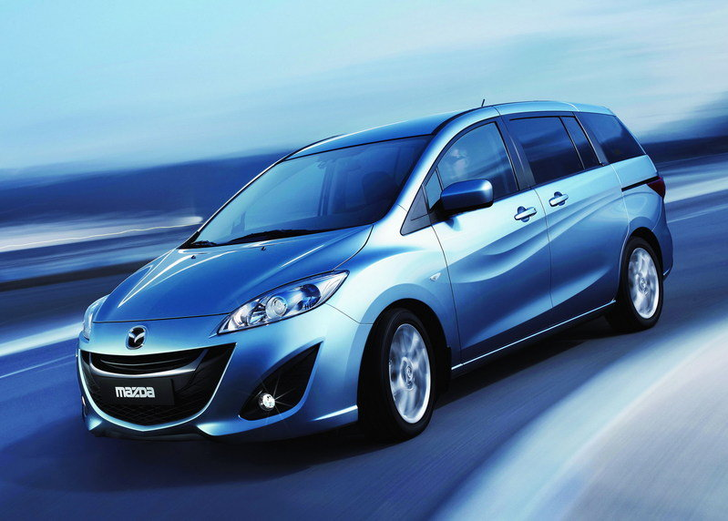 2011 Mazda5 High Resolution Exterior - image 343205
