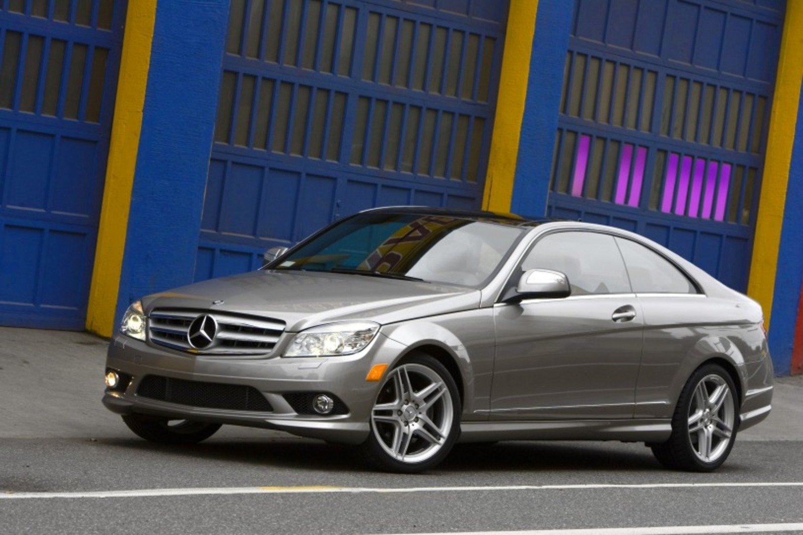 2011 Mercedes C Class Coupe Review Top Speed