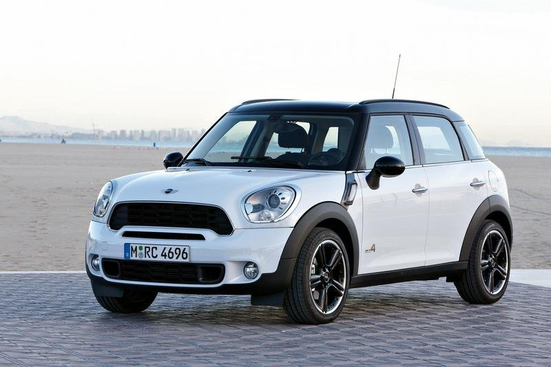 2011 Mini Countryman High Resolution Exterior - image 343191