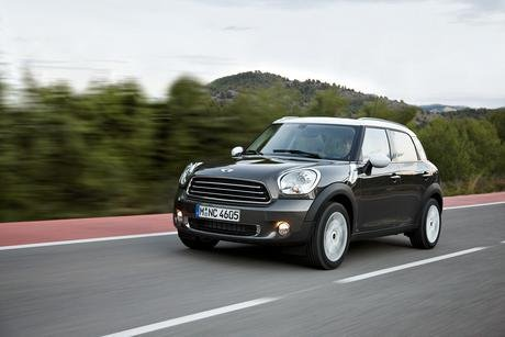 Mini Countryman 2011. 2011 Mini Countryman