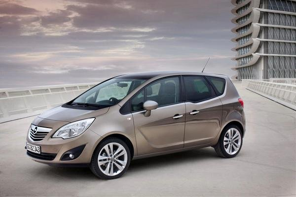2011 opel meriva car review top speed. Black Bedroom Furniture Sets. Home Design Ideas